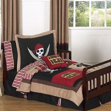 pirate-treasure-cove-boys-pirate-bedding-set Best Pirate Bedding and Comforter Sets