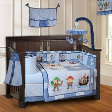 pirates-baby-10-piece-crib-bedding-set Beach and Nautical Crib Bedding