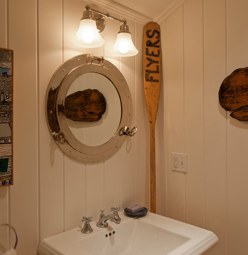 provincetown-beach-house-1 Best Porthole Mirrors For Nautical Homes