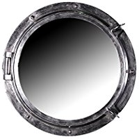 resin-porthole-mirror Best Porthole Mirrors For Nautical Homes