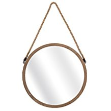 round-mirror-with-rope The Best Rope Mirrors You Can Buy