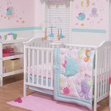 sea-sweetie-3-piece-crib-bedding-set Best Surf Bedding and Comforter Sets