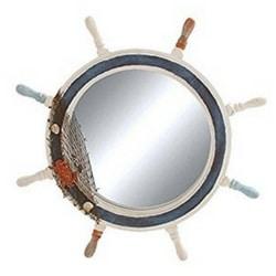 Ship Wheel Mirrors