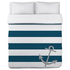 striped-anchor-duver-cover-collection Best Anchor Bedding and Comforter Sets