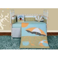 sun-and-sand-6-piece-crib-bedding-set Best Surf Bedding and Comforter Sets