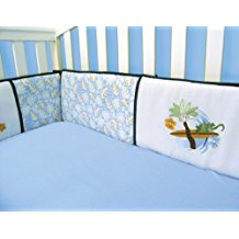 trend-boy-surf-crib-bumper-bedding-sets Best Surf Bedding and Comforter Sets