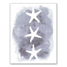 watercolor-starfish-beach-painting The Best Beach Paintings You Can Buy