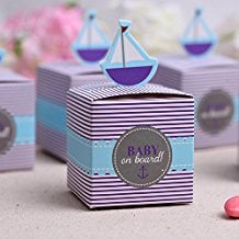 50pc-sailboat-candy-favors Nautical Wedding Favors