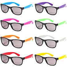 ALTEC-VISION-Super-8-Pairs-of-UV400-Multi-Pack-Sunglasses-Classic-Colorful-Fashion-Frames Best Sunglasses Wedding Favors You Can Buy