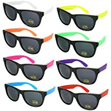 Edge-I-Wear-Neon-Party-Sunglasses Best Sunglasses Wedding Favors You Can Buy