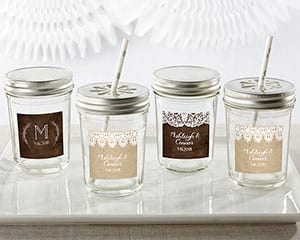 Personalized-Rustic-Charm-Wedding-Mason-Jar Best Mason Jar Wedding Favors You Can Buy