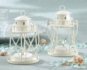 lighthouse-tea-light-holder The Best Beach Wedding Lanterns You Can Buy