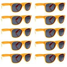 neon-retro-sunglasses Best Sunglasses Wedding Favors You Can Buy