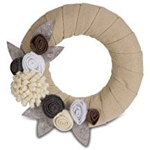 pavilion-gift-outdoor-beach-wreath Beautiful Outdoor Beach Wreaths For Your Door