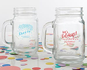 personalized-party-mug-favors-mason-jar Best Mason Jar Wedding Favors You Can Buy
