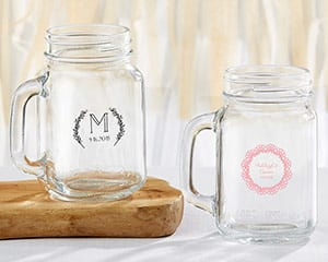 personalized-rustic-charm-mason-jar-favors Best Mason Jar Wedding Favors You Can Buy