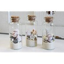 sand-beach-cork-bottles-wedding-favors Nautical Wedding Favors