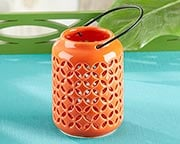 tropical-chic-ceramic-cutout-lantern The Best Beach Wedding Lanterns You Can Buy