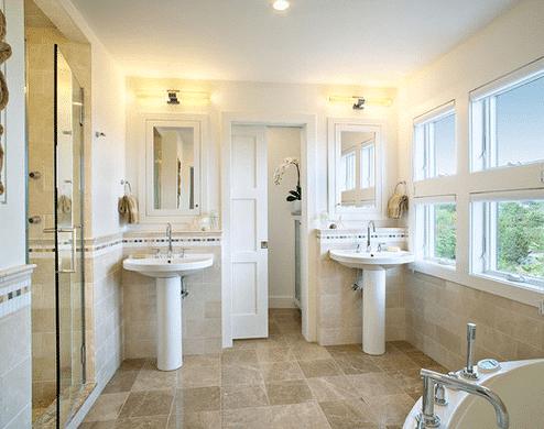 Amagansett-Beach-Retreat-2-by-Kitchens-and-Baths-Linda-Burkhardt 101 Beach Themed Bathroom Ideas