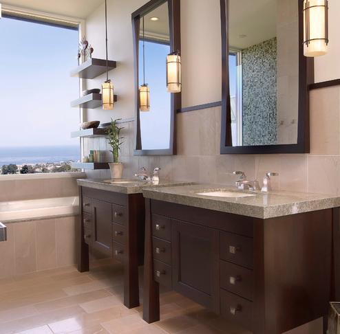 Bathrooms-by-GDC-Construction 101 Beach Themed Bathroom Ideas