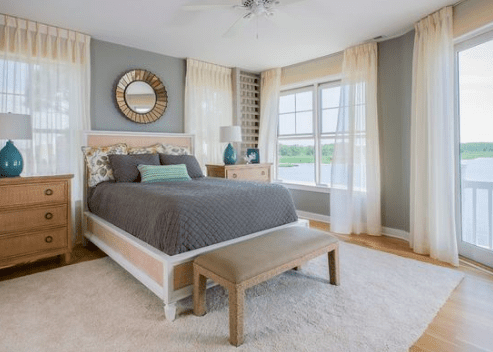 Bay-View-Park-Bedroom-Design-by-Bruce-Mears 101 Beach Themed Bedroom Ideas