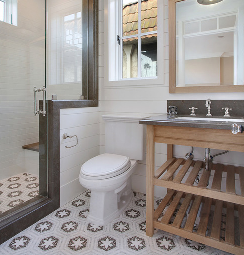Bayshores-Drive-by-Brandon-Architects-Inc 101 Beach Themed Bathroom Designs