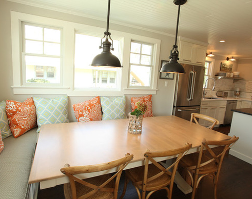 Beach-Cottage-Renovation-by-Kelley-Gardner 101 Beautiful Beach Cottage Kitchens