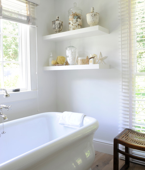 Beach-Themed-Bathroom-by-TR-Building-and-Remodeling-Inc 101 Beach Themed Bathroom Ideas