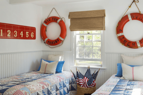 Cape-Cod-Bedroom-Renovation-by-Kelly-McGuill-Home 101 Beach Themed Bedroom Ideas