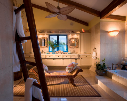 Catherines-Hope-St-Croix-by-Dan-Forer-Photographer 101 Beach Themed Bathroom Ideas