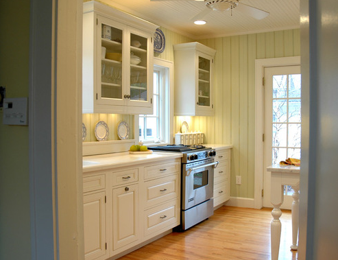 Cottage-Kitchen-by-The-Kitchen-Wright 101 Beautiful Beach Cottage Kitchens