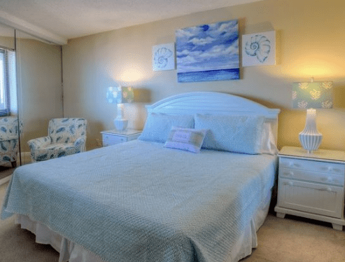 Edgewater-2-by-Risas-Interiors 101 Beach Themed Bedroom Ideas