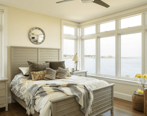 House-With-a-View-by-Caleb-Johnson-Studio 101 Beach Themed Bedroom Ideas