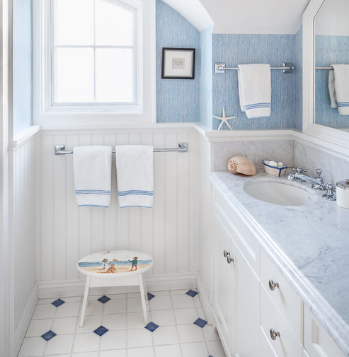 Kennebunkport-by-Irvin-Serrano 101 Beach Themed Bathroom Designs