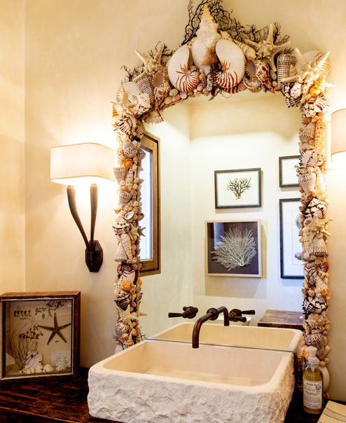 Le-Selva-Rustic-Beach-Residence-by-Mimi-Snowden-Design 101 Beach Themed Bathroom Designs