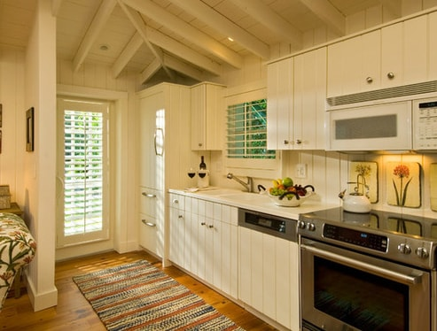 Lighthouse-Cottages-by-Idl-Interiors 101 Beautiful Beach Cottage Kitchens