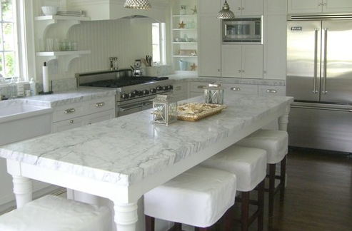 Marblehead-Cottage-by-Molly-Frey-Design 101 Beautiful Beach Cottage Kitchens