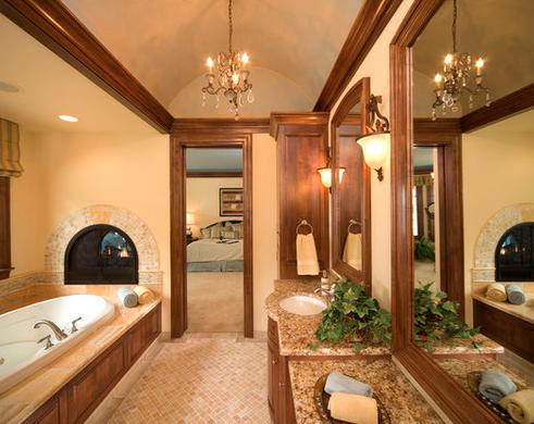 Master-Bathroom-by-John-Kramer-and-Sons 101 Beach Themed Bathroom Ideas