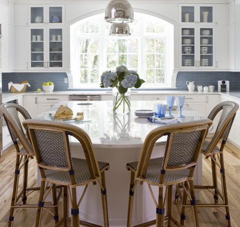 Mclean-by-Celia-Welch-Interiors 101 Beautiful Beach Cottage Kitchens