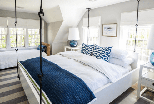 Modern-Nantucket-Renovation-by-Cheney-Brothers-Building-and-Renovation-LLC 101 Beach Themed Bedroom Ideas