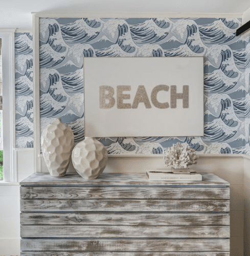 Nort-Fork-Showhouse-1-by-Amy-Hill-Designs 101 Beach Themed Bedroom Ideas