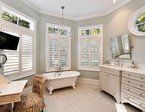 Owners-Bath-by-Echelon-Custom-Homes 101 Beach Themed Bathroom Ideas