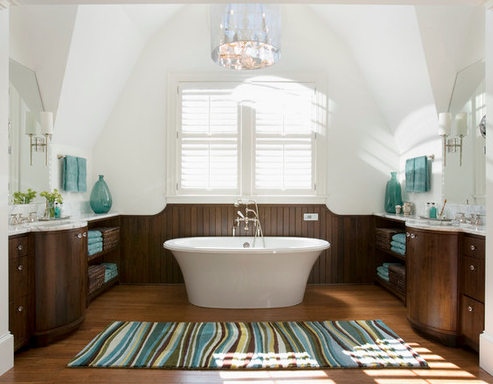 Profile-by-Siemasko-and-Verbridge 101 Beach Themed Bathroom Ideas