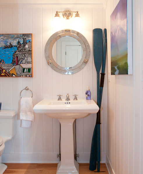 Provincetown-Beach-House-by-Mary-Prince-Photography 101 Beach Themed Bathroom Designs