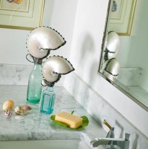Sarasota-Island-House-by-MGB-Fine-Custom-Homes 101 Beach Themed Bathroom Ideas