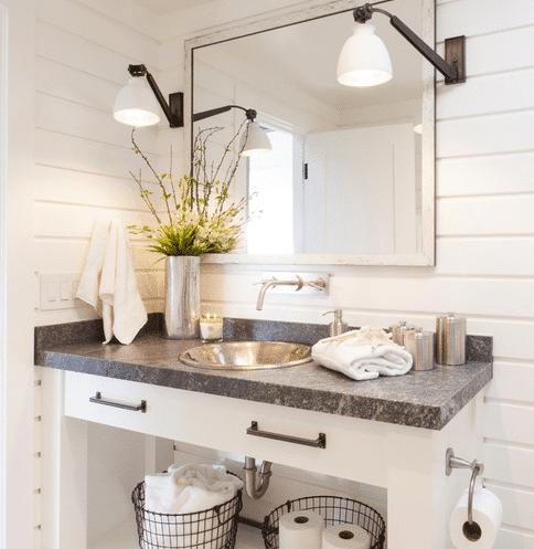 Seaborne-Breeze-Monarch-Beach-by-Jodi-Fleming-Design 101 Beach Themed Bathroom Ideas