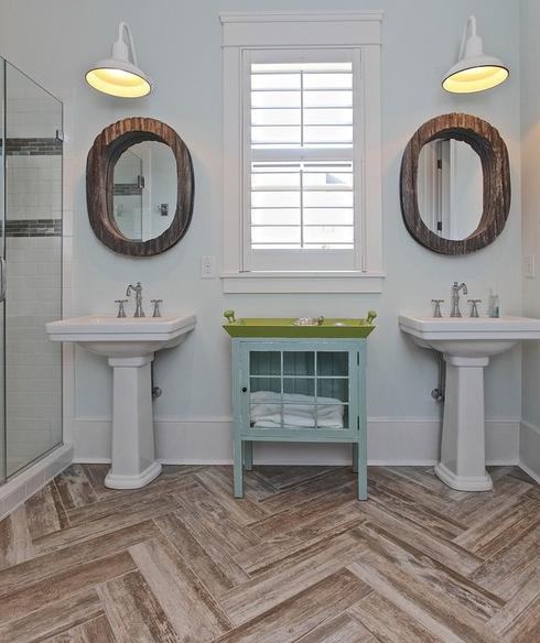 Smythe-St-by-Southeastern-Custom-Homes 101 Beach Themed Bathroom Ideas