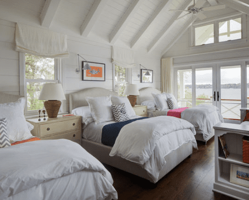 101 beach themed bedroom ideas beachfront decor for Construction themed bedroom ideas