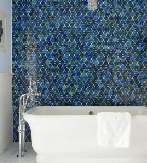 Spring-Lake-Beach-Chic-by-Threshold-Interiors 101 Beach Themed Bathroom Ideas