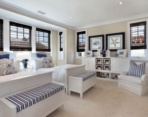 Tapping-Tradition-by-Jodi-Fleming-Design 101 Beach Themed Bedroom Ideas